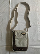 Load image into Gallery viewer, 2000s Vintage TUMI T-TECH 5133BFF Silver Side Bag - Size OS