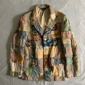 ss2000 CDGH+ Gobelin Tapestry Patchwork Jacket - Size M