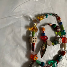Load image into Gallery viewer, 2000s CDG Arts and Crafts Necklace and Bracelet - Size OS