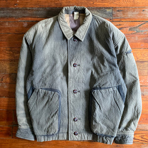 1980s Issey Miyake Faded Worker Jacket - Size XL