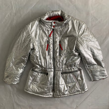 Load image into Gallery viewer, aw1996 Issey Miyake Metallic Astro Jacket - Size L