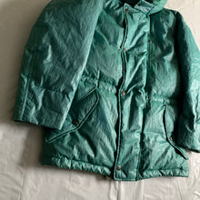 Load image into Gallery viewer, aw1997 Issey Miyake Glacier Blue Down Jacket - Size XL