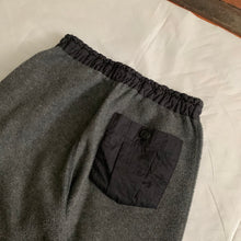 Load image into Gallery viewer, aw1992 Issey Miyake Technical Fleece Nylon Pant - Size L