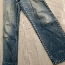 Load image into Gallery viewer, 1990s CDGH Faded Vintage White Label Denim - Size S