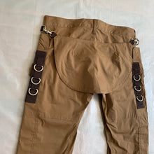 Load image into Gallery viewer, ss2005 Junya Watanabe x Porter Brown Cargo Pants - Size M