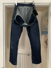 Load image into Gallery viewer, 1990s Vexed Generation Technical Velcro Closure Denim - Size M