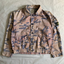 Load image into Gallery viewer, aw1989 Stone Island Camo Ice Jacket - Size L