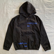 Load image into Gallery viewer, aw2001 CDGH Split Logo Hooded Work Jacket - Size L