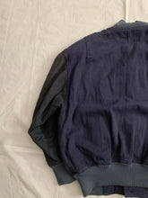 Load image into Gallery viewer, 1980s Issey Miyake Switch Sleeve Linen Bomber Jacket with Removable Lining - Size XL