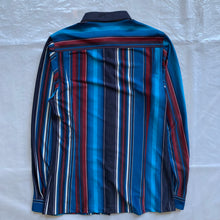 Load image into Gallery viewer, aw1997 Yohji Yamamoto Mutli Colored Striped Shirt - Size M