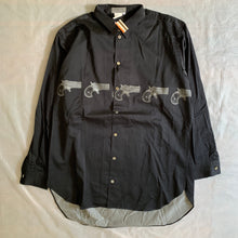 Load image into Gallery viewer, aw1987 Yohji Yamamoto Four Barreled Muzzled Pistol Shirt - Size M