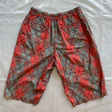 Load image into Gallery viewer, 2007 CDGH+ Oversized Argyle Shorts - Size M