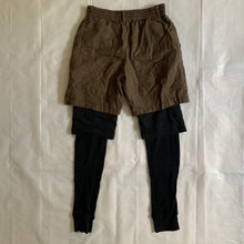 Load image into Gallery viewer, 2000s Vintage Gomme Homme Layered Shorts - Size M