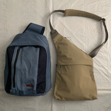 Load image into Gallery viewer, 2000s Vintage Nike Beige Shoulder Sling Saddle Bag - Size OS