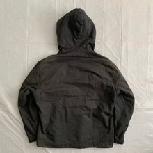 Load image into Gallery viewer, aw1999 Issey Miyake Black Hooded Blouson - Size M