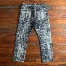 Load image into Gallery viewer, aw2010 Issey Miyake APOC Electric Graphic Denim - Size L
