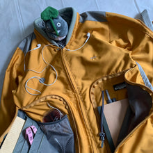 Load image into Gallery viewer, 2000s Vintage TUMI Yellow Traveler Jacket - Size M