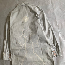 Load image into Gallery viewer, ss2000 Issey Miyake x Takashi Murakami Reversible Long Work Coat - Size M