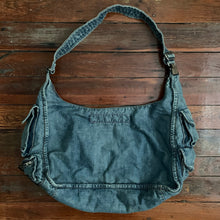 Load image into Gallery viewer, ss2005 Junya Watanabe Denim Cargo Shoulder Bag - Size OS