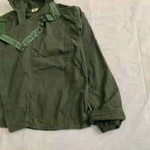 Load image into Gallery viewer, 1980s Vintage French Sage Green Military Smock - Size XL