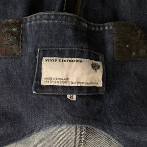 1990s Vexed Generation Technical Velcro Closure Denim - Size M