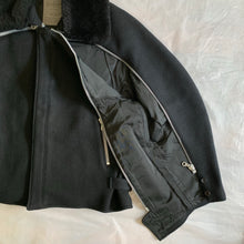 Load image into Gallery viewer, aw1991 Yohji Yamamoto 6.1 The Men Front/Back Zipper Jacket - Size M