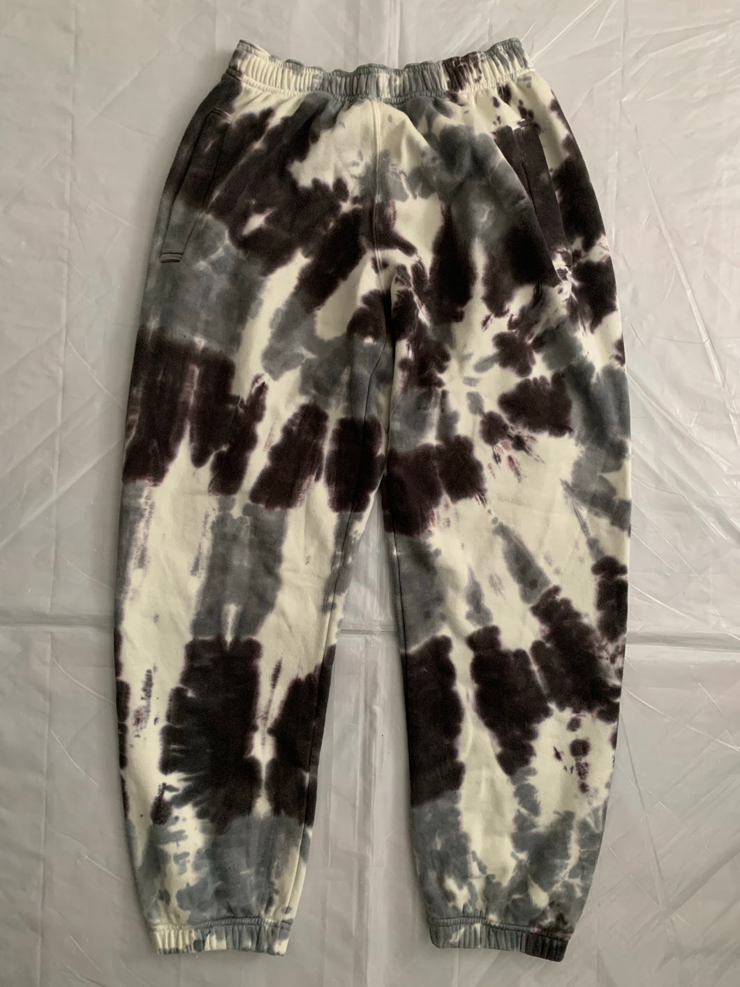 2000s Bernhard Willhelm Heavy Tie-dye Sweatpants - Size M