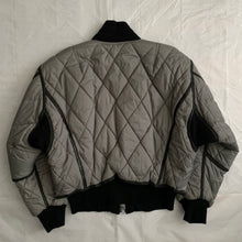 Load image into Gallery viewer, aw1993 Issey Miyake Articulated Paneled Cropped Nylon Bomber - Size L