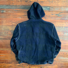 Load image into Gallery viewer, 1980s CDGH Faded Hooded Worker Jacket - Size XL