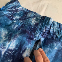 Load image into Gallery viewer, ss2014 Craig Green Tiedye Cotton Pants with Elastic Waistband and Cuffs - Size M