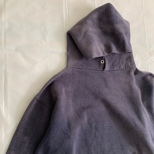 1970s Vintage Fruit of the Loom Hoodie - Size L