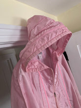 Load image into Gallery viewer, ss2000 Issey Miyake Pink Translucent Mesh Technical Jacket - Size M
