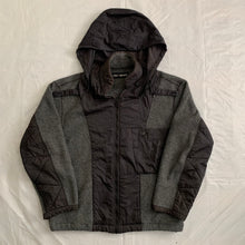 Load image into Gallery viewer, aw1992 Issey Miyake Technical Fleece Nylon Jacket - Size XL