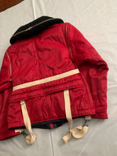 Load image into Gallery viewer, 1990s Armani Pillow Neck Bondage Jacket with Removable Sleeves - Size XL