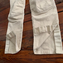 Load image into Gallery viewer, 1998 General Research Beige Biker Pants - Size S
