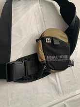Load image into Gallery viewer, 2000s Final Home Military Sling Bag - Size OS
