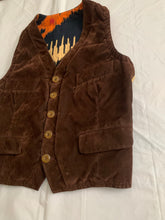 Load image into Gallery viewer, 1990s Armani Reversible Waistcoat Vest - Size M