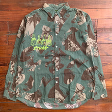 Load image into Gallery viewer, ss2006 Vintage Stussy x Futura x Maharishi DPM Shirt - Size M