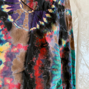2000s Junya Watanabe Tie Dyed Shirt - Size S