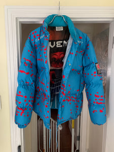 aw2014 Cav Empt x Honeyee Japan Exclusive Puffer Jacket - Size L