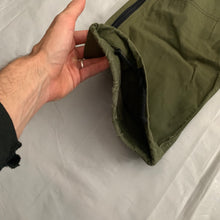 Load image into Gallery viewer, 1990s Final Home Military Green Survival Zipper Pants - Size M