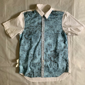 ss1999 CDGH+ Floral Shirt - Size M