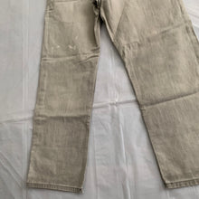 Load image into Gallery viewer, 1990s CDGH+ Faded Beige Work Pants - Size S
