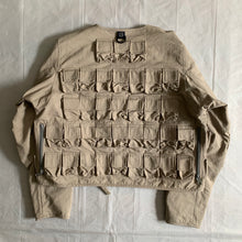 Load image into Gallery viewer, 1998 General Research Parasite 74 Pocket Grey Hunting Jacket - Size L