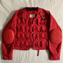 Load image into Gallery viewer, 1998 General Research 74 Pocket Red Hunting Jacket - Size L