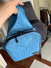 Load image into Gallery viewer, 2000s Vexed Generation x Yak Pak Baby Blue Crossbody Bag - Size S