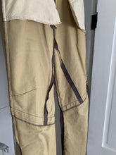 Load image into Gallery viewer, 2000s Mandarina Duck Moleskin Articulated Knee Dart and Slit Pants - Size L