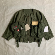 Load image into Gallery viewer, ss1992 Issey Miyake Oversized Cargo Moto Jacket - Size OS
