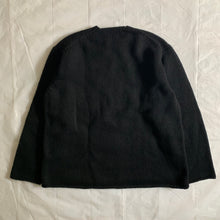 Load image into Gallery viewer, aw1997 Yohji Yamamoto Black Billiards Knit Sweater - Size M