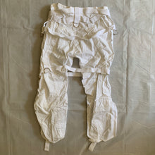 Load image into Gallery viewer, ss2003 Junya Watanabe White Bondage Pants - Size S
